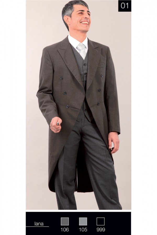 Rendigote Vetturiere Gilet Uomo A Divise Pantalone Tom