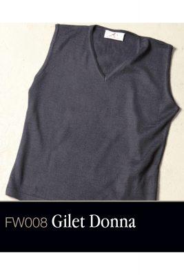 Gilet Donna
