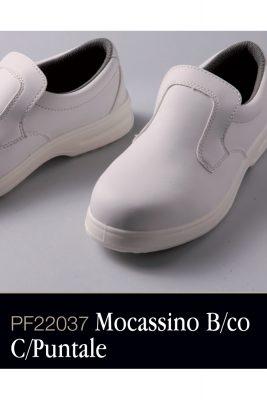 Mocassino B-co C-Puntale